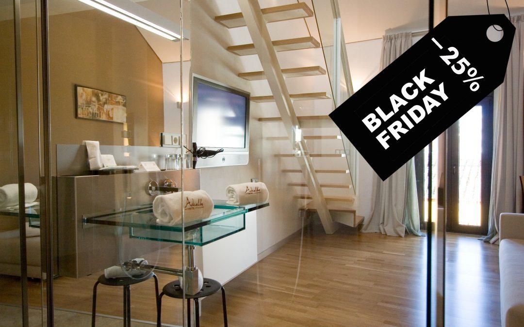 Ofertas de viajes Black Friday ¡25% de descuento!